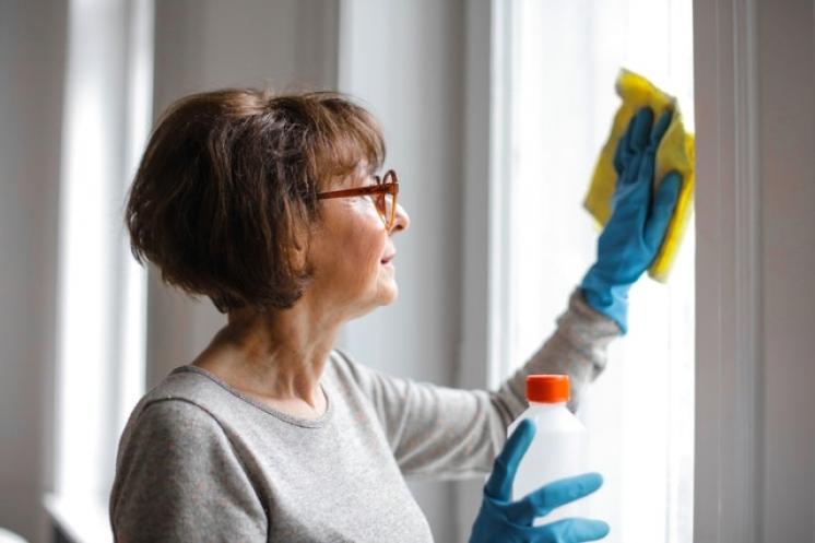 Productos para la limpieza y desinfección contra el coronavirus
